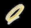Rosalinda Gold Eternity Ring
