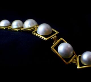 Mabi Pearl Bracelet