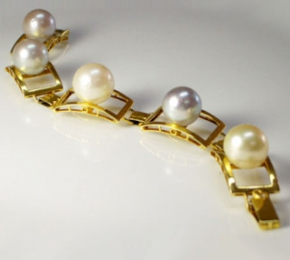 South Sea Pearls Bracelet