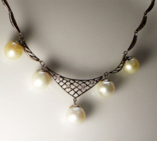 South Sea Pearls Necklace