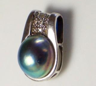 Australian Blue Mabi Pearl