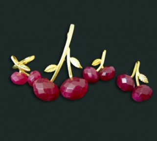 Rubies Set